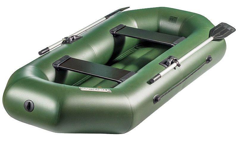 Лодка Аква Оптима 260 НД