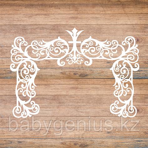 Свадебная ширма, свадебная арка, фотозона, свадебные тумбы, фото 2
