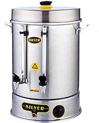 Чаераздатчик 36 литра - 2 кран (титан-бойлер)