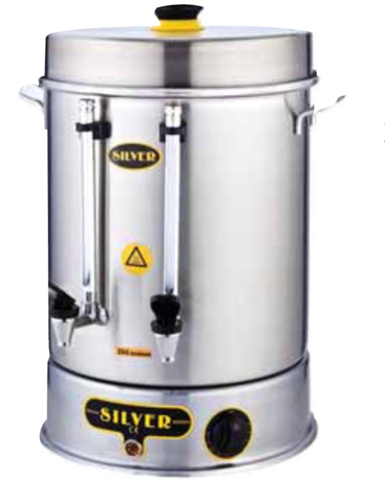Чаераздатчик 50 литра - 2 кран (титан-бойлер)