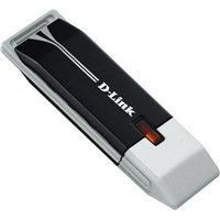 D-Link DWA-140 беспроводный USB адаптер 300Мб