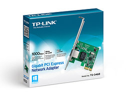 TP-Link TG-3468 Гигабитный сетевой адаптер PCI Express