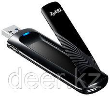 ZyXEL NWD6605 EE Двухдиапазонный 2,4 и 5 ГГц USB-адаптер Wi-Fi AC1200