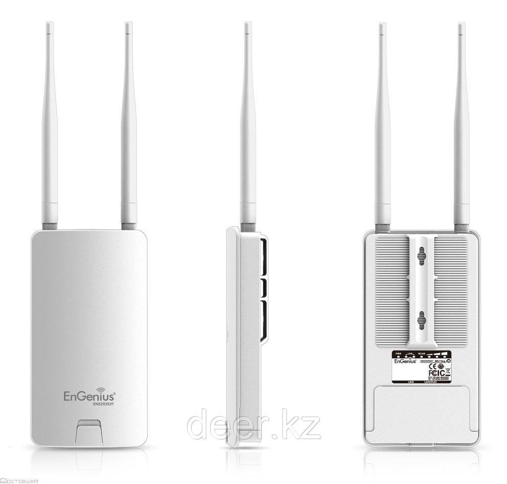 EnGenius ENS202EXT Наружная точка доступа/Радиомост 802.11b/g/n дальнего действия