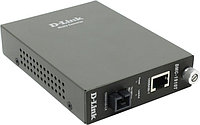 D-Link DMC-920R/B10A Медиаконвертер одномод 20 км WDM