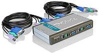 D-Link DKVM-4K/A7A 4-порт переключатель KVM с портами PS/2 и VGA