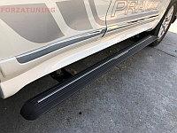 Электрические выдвижные пороги подножки для Toyota Land Cruiser Prado 150