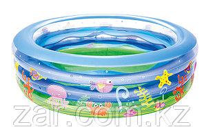 51028 BW Детский круглый бассейн Summer Wave Crystal, 152х51 см, 400 л