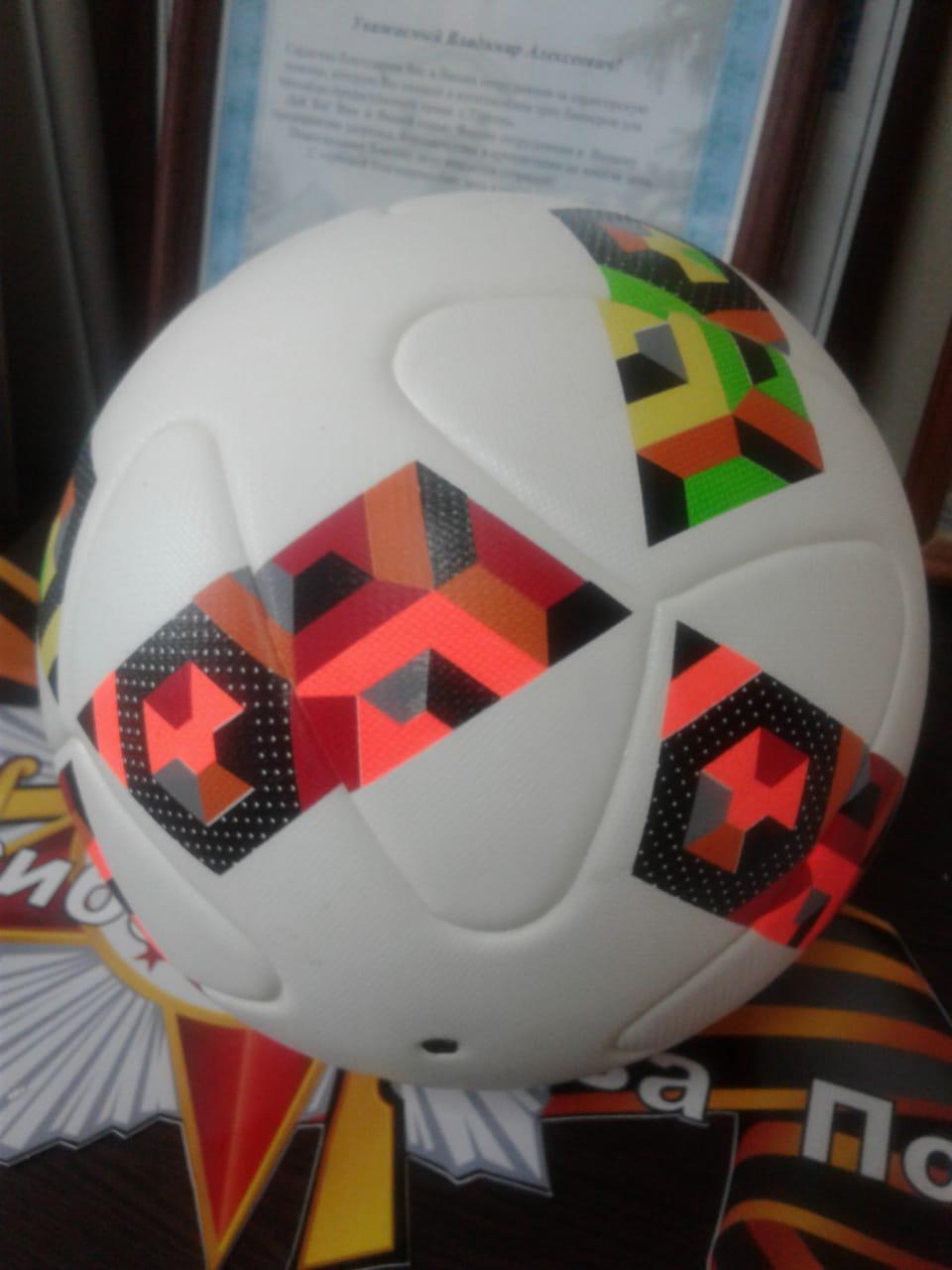 Мячи футбольные с нанесением изображений
