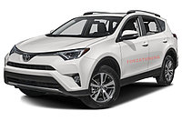 Электрические выдвижные пороги подножки для Toyota RAV 4 2016+