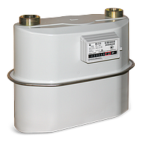 Газовый счетчик BK G25T с термокорректором
