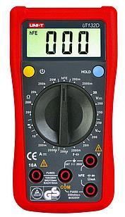 Мультиметр цифровой UNI-T UT132D. Внесён в реестр РК
