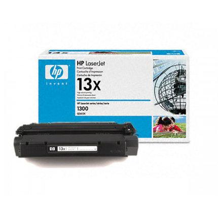 HP 13X, картридж HP LaserJet Черный (Q2613X), фото 2