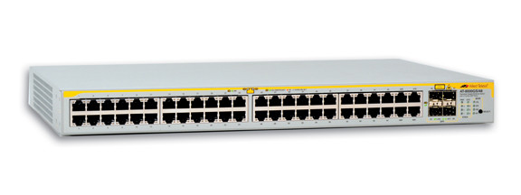 Allied Telesis AT-8000GS/48-50 Коммутатор 48 1000Base-T + 4 порта 1000 SFP