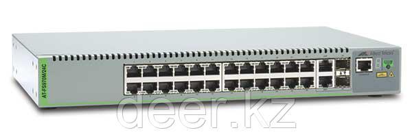 Allied Telesis AT-FS970M/24C-50 Коммутатор 10-100Base-TX: 24 порта + 2 порта комбо 1000Mб