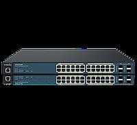 EnGenius EWS7928P  Управляемый коммутатор 24 порта 10/100/1000 с PoE+ 4 порта SFP