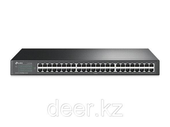 TP-Link TL-SF1048 48-портовый 10/100 Мбит/с монтируемый в стойку коммутатор