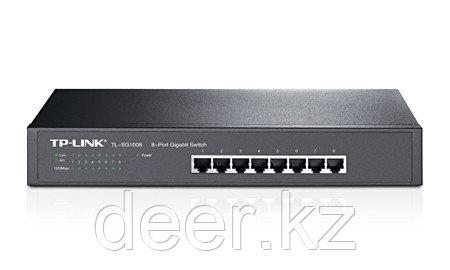 TP-Link TL-SG1008 8-портовый гигабитный коммутатор