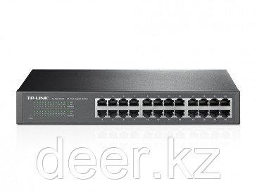 TP-Link TL-SG1024D 24-портовый гигабитный настольный/монтируемый в стойку коммутатор