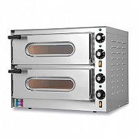 Печь для пиццы электрическая Resto Italia SMALL/G2 (550х450х435 мм, 3,2кВт,диаметр пиццы 33см, 2секц