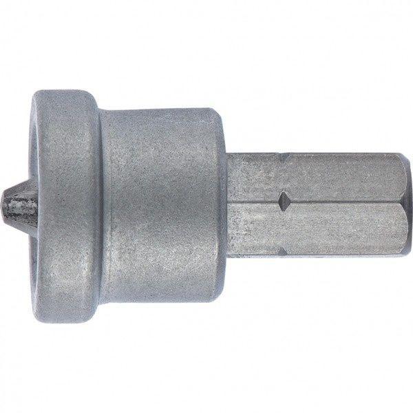 (11461) Бита PH 2x50 мм с ограничителем для ГКЛ, 2 шт, CrMo // Сибртех