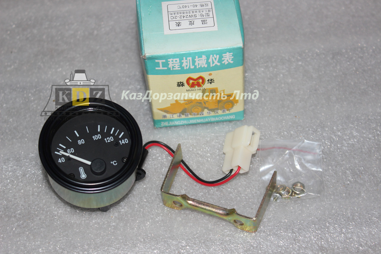 Указатель температуры воды SW242A-2С на погрузчик ZL50G, LW500F