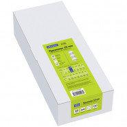 Пружины пластиковые D=10 мм OfficeSpace, белый (100шт)