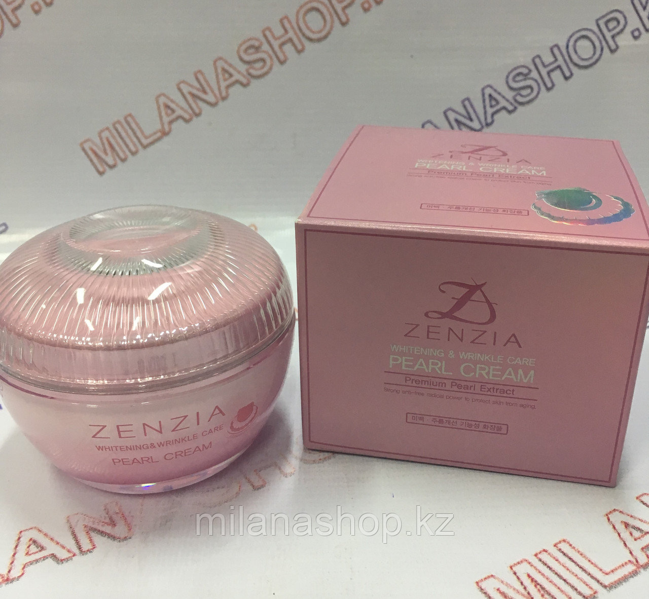Zenzia Pearl  Cream - Крем для лица с жемчужной пудрой