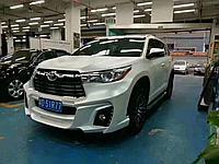 Обвес WALD на Toyota Highlander , фото 1