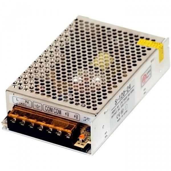 Блок питания 24v  5A  S-120-24 Power Supply