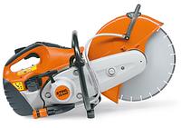 Бензорез TS 500i - Инновационное абразивно-отрезное устройство мощностью 3,9 кВт с системой электронного впрыс