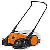 KG 770 Для профессионального применения подметальных устройств на обширных территориях