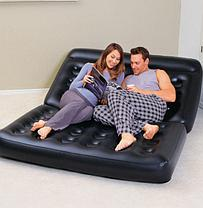 Надувной диван Трансформер 5в1 Bestway 75056, фото 2