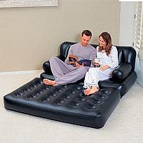 Надувной диван Трансформер 5в1 Bestway 75056, фото 3