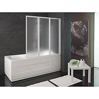 Шторка стеклянная для ванн KOLPA SAN QUAT TP 140х135