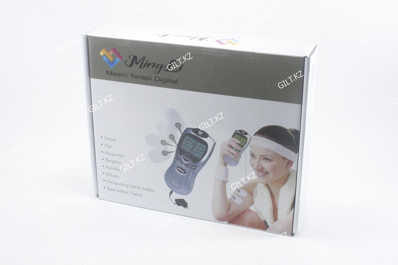 Электронный массажер миостимулятор Ming Li Mesin Terapi Digital