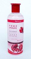 Farm Stay Visible Difference White Toner(Granate)-Увлажняющий и осветляющий тонер с экстрактом граната