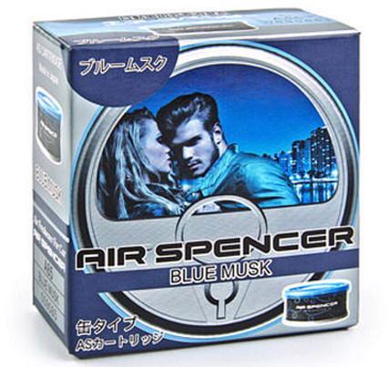 EIKOSHA AIR SPENCER Blue Musk/Ледяной шторм