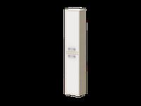 Шкаф-пенал MdP-170m, woodline mocha