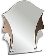 Зеркало Континент Лувр 525х610