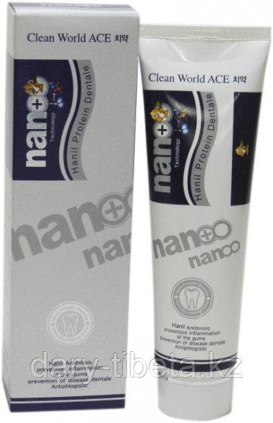 Nano Hanil Protein Dentale-Зубная паста с серебром и протеином