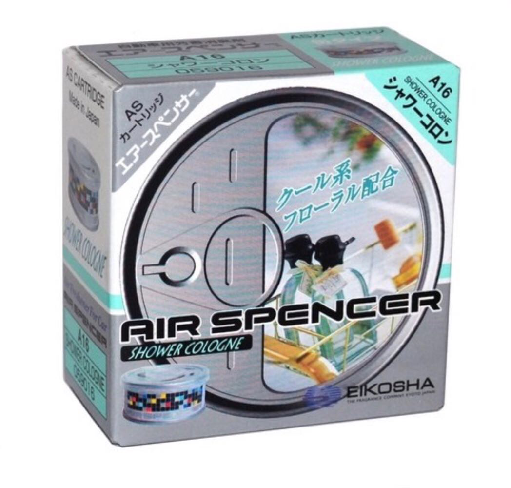 EIKOSHA AIR SPENCER Shower Cologne/Кельский дождь
