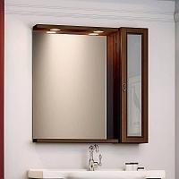Зеркало КАРЛА 85, орех антикварный