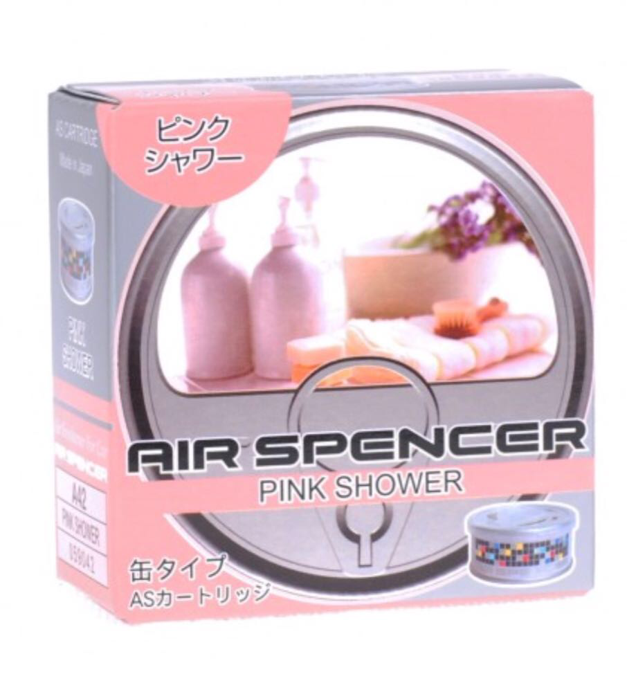 EIKOSHA AIR SPENCER Pink Shower/Розовый дождь