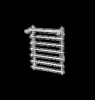 ПОЛОТЕНЦЕСУШИТЕЛЬ ВОДЯНОЙ TERMINUS «ВАТРА С ПОЛКОЙ» 500*830
