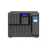 "Cетевой RAID-накопитель, Qnap TS-1685-D1531-16G 12 отсеков 3,5"", 4 отсека 2,5"", 6 портов M.2, 2 порта 10 GbE"