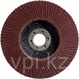 Круг шлифовальный лепестковый для УШМ 180*22.2мм, Р100
