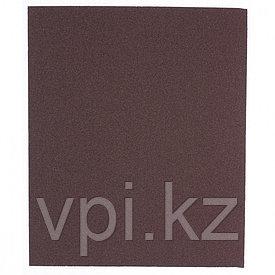 Шлифлист на тканевой основе, водостойкий, 230*280мм,  P40,  Matrix