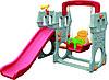 Детский игровой комплекс Башня QC-05036
