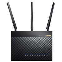 ASUS RT-AC68U Двухдиапазонный маршрутизатор с поддержкой Wi-Fi 802.11ac и Gigabit Ethernet